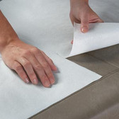 "Tidi Perforated Poly-Coated Crepe Exam Table Paper 18""x125 FT"