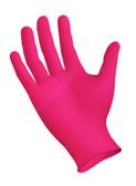 Sempermed StarMed ROSE Nitrile Exam Gloves