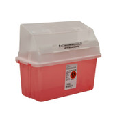 Covidien GatorGuard Safety In-Room Sharps Containers