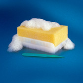 BD E-Z Scrub Impregnated Preoperative Scrub Brush 1% Povidone Iodine 372053