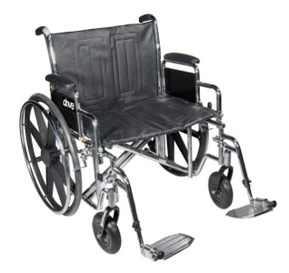 "Bariatric Wheelchair Sentra EC 24"" Seat"