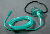 Amsino Amsure Adult Oxygen Masks Medium Concentration AS74010