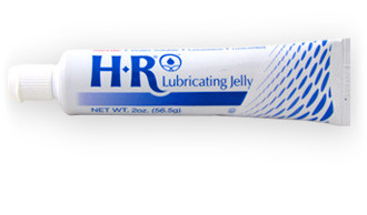 HR Surgical Lubricant Sterile Lubricating Jelly Tube
