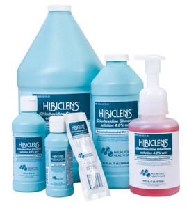 Hibiclens Antiseptic Antimicrobial Skin Cleanser