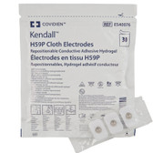 Covidien/Kendall Repositionable Pediatric Cloth ECG Electrodes H59P ES40076