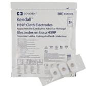 Covidien H59P Repositionable Pediatric Cloth ECG Electrodes