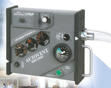 AutoVent 4000 Transport Ventilator with CPAP