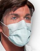 Crosstex Medical Mask Isofluid Fog Free Face Mask with Shield