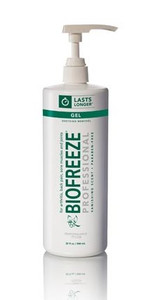 Biofreeze Professional Gel-Pump-Green