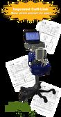 Newman ABI Doppler Ultrasound Machine ABI-600CL Stress and Segmental Testing