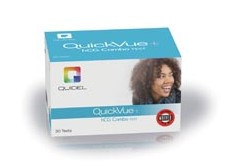 Quickvue Pregnancy Test One Step Hcg Combo Test Usa Medical And