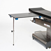 Arm/Hand Surgery Table-Rectangle-Carbon Fiber-Single Foot