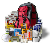 Wise Five-Day Emergency Survival First Aid Kit-Red