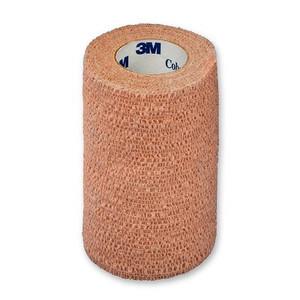 3M Coban Wrap Self-Adherent Wrap Sterile Tan