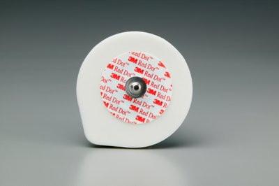 3M Red Dot Foam Monitoring Electrodes 2237