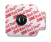 3M Red Dot Repositionable Cloth Monitoring Electrodes 2670