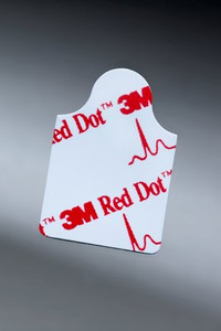 3M Red Dot Resting EKG Electrode 2330