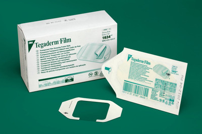 3M Tegaderm Transparent Film Dressing Original Frame Style