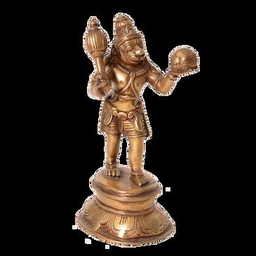 Brass Hanuman