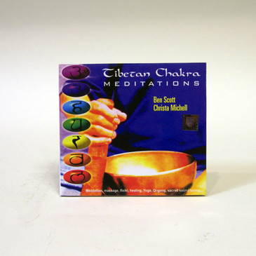 Tibetan Chakra Meditations music CD