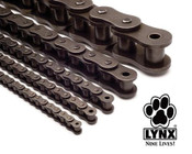 100 Riveted Roller Chain