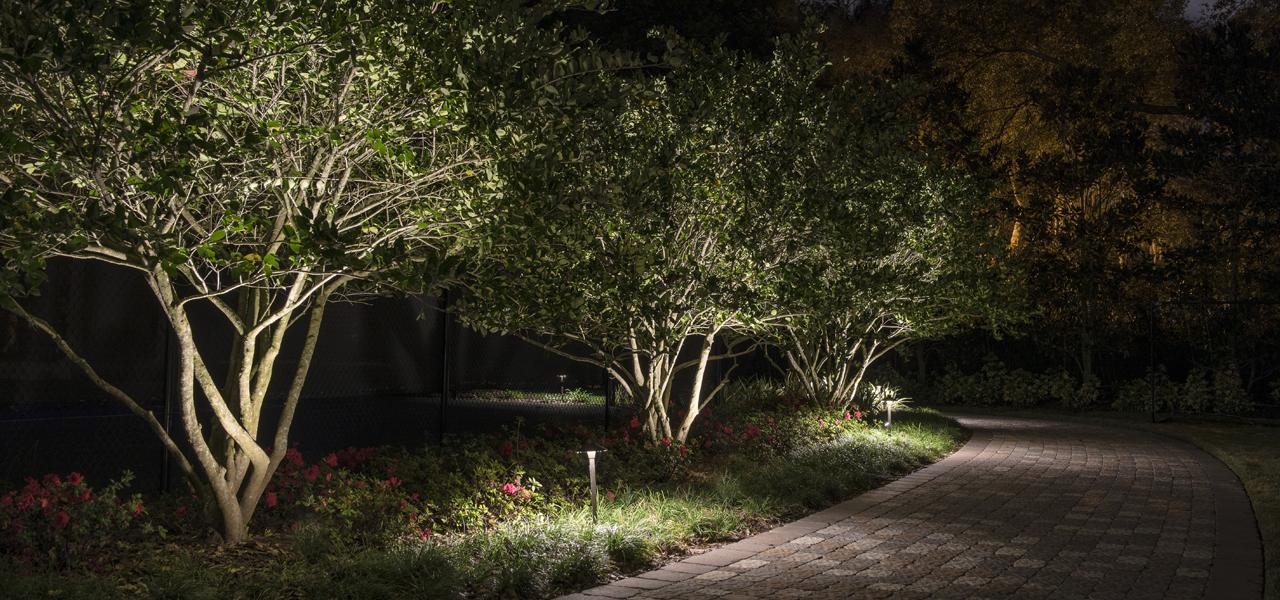 pathway light landscape lighting