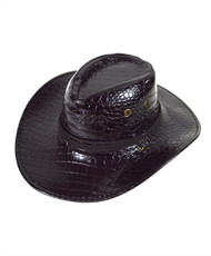 "6pc Pack 3.5"" Brim Cowboy Hat H9350"