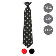 Boy's Soccer Charcoal Novelty Tie BN2601-T