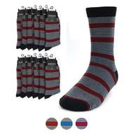 12pc. Pack Feraricci Sock MS9120