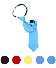 Micro Woven Zipper Ties - MPWZ5409