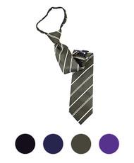 Micro Woven Zipper Ties - MPWZ5415