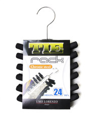 Chrome Plated Tie Rack TR24