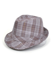 6pc Fedora Hat H120748