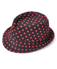 6pc Fedora Hat HT0383