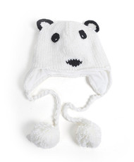 Knit Bear Animal Hats - AHN011034