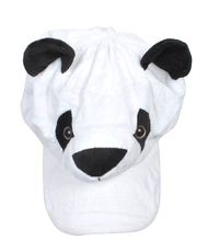 Animal Fleece Cap - Panda ACAP2060