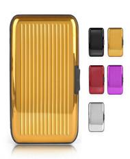 "Card Guard Aluminum Card Holder 7"" CASE002"