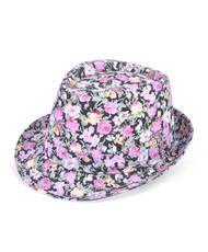 6pc Ladies Fedora Hats H7886