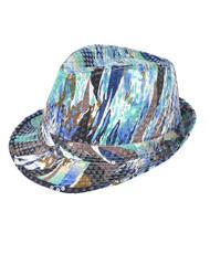6pc Sequin Fedora Hat H10246580