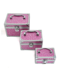 3pc Set Cosmetic Case CC1020