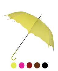 Flower-Petal Wind-Resistant Premium Umbrella UC20