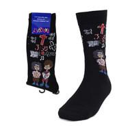 Jesus Novelty Socks NS1307