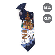 Boy's Christmas Tie BN4603-NV
