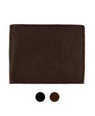 Genuine Leather Bi-Fold Wallet MGLW786