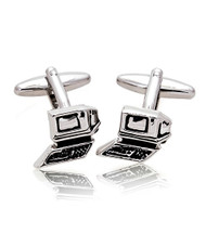 Computer Novelty Cufflinks NCL1724