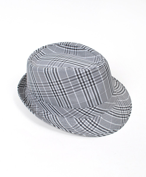 6pc Fedora Hat H0602