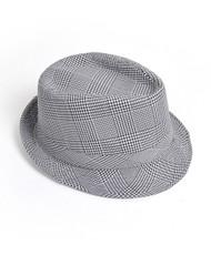 12pc Fedora Hat - Fibre HT0336