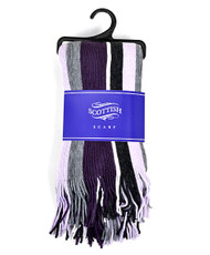 3pc Scottish Acrylic Scarf AS2110