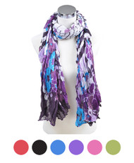 Ladies Polyester Scarf LS3300