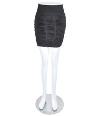 6pc Prepack Women's Stretch Skirt  L0423-5361BK